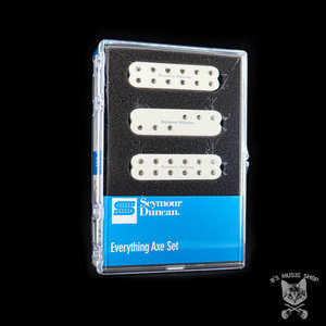 Seymour Duncan Seymour Duncan (White) Everything Axe™ Pickup Set