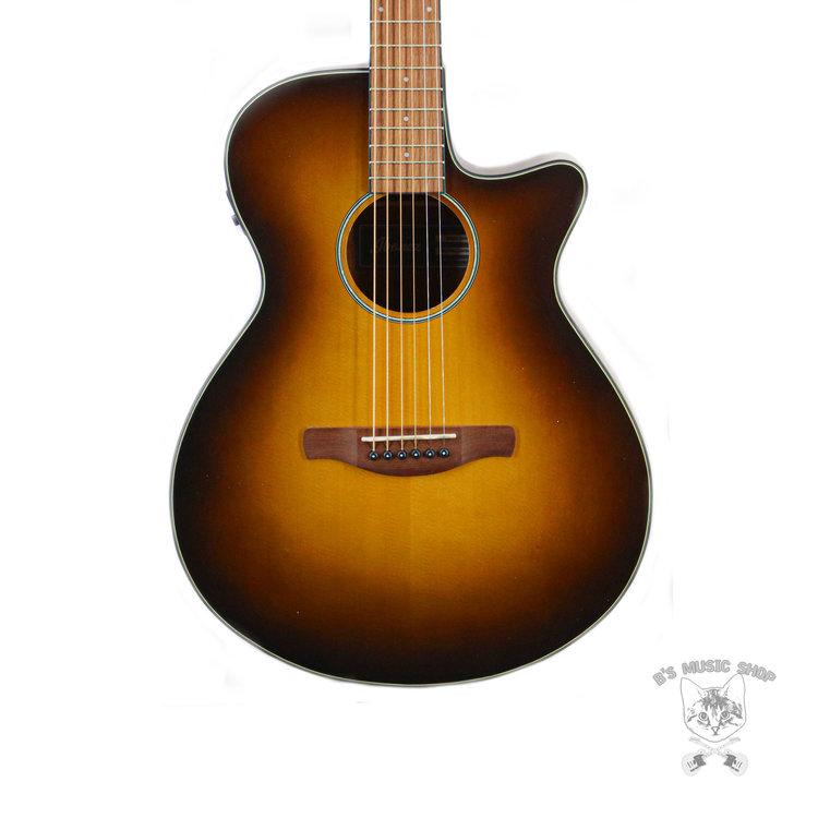 Ibanez Ibanez AEG50DHH Acoustic Guitar in Dark Honey Burst High Gloss