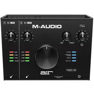 M-Audio M-Audio AIR192|6 2-In/2-Out USB Audio MIDI IO w/2 Mic Inputs