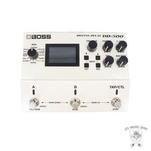 Boss BOSS DD-500 Digital Delay Pedal