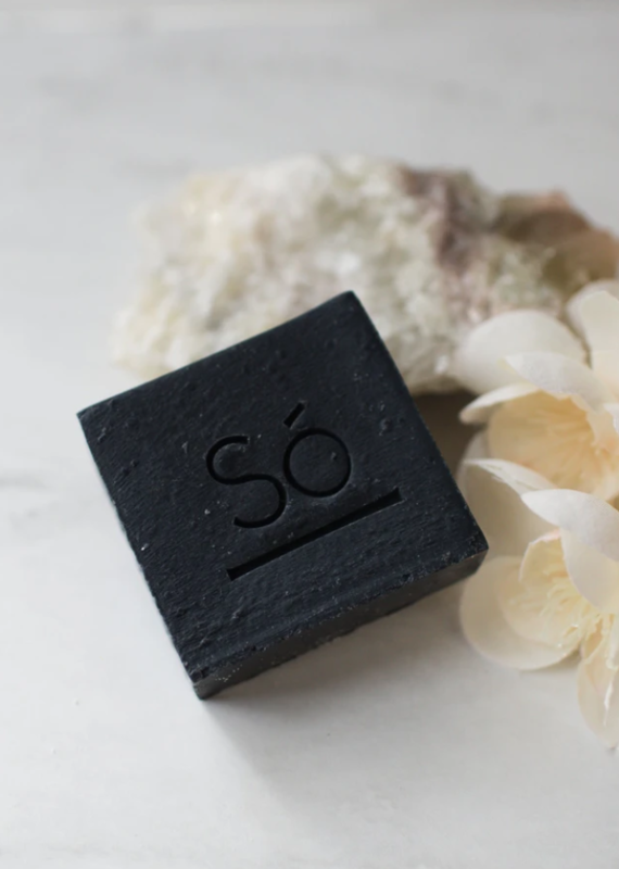 So' Luxury So' Luxury cleansing bar- charcoal