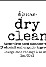 K'pure dry clean hand sanitizer