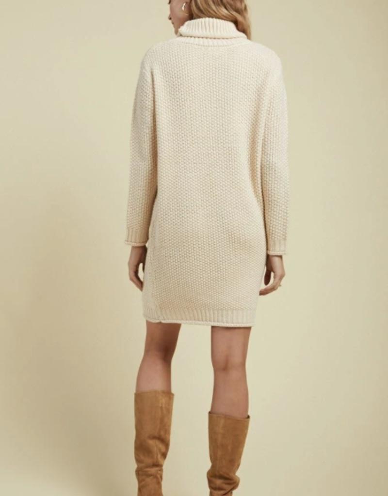 Cadence tunic sweater
