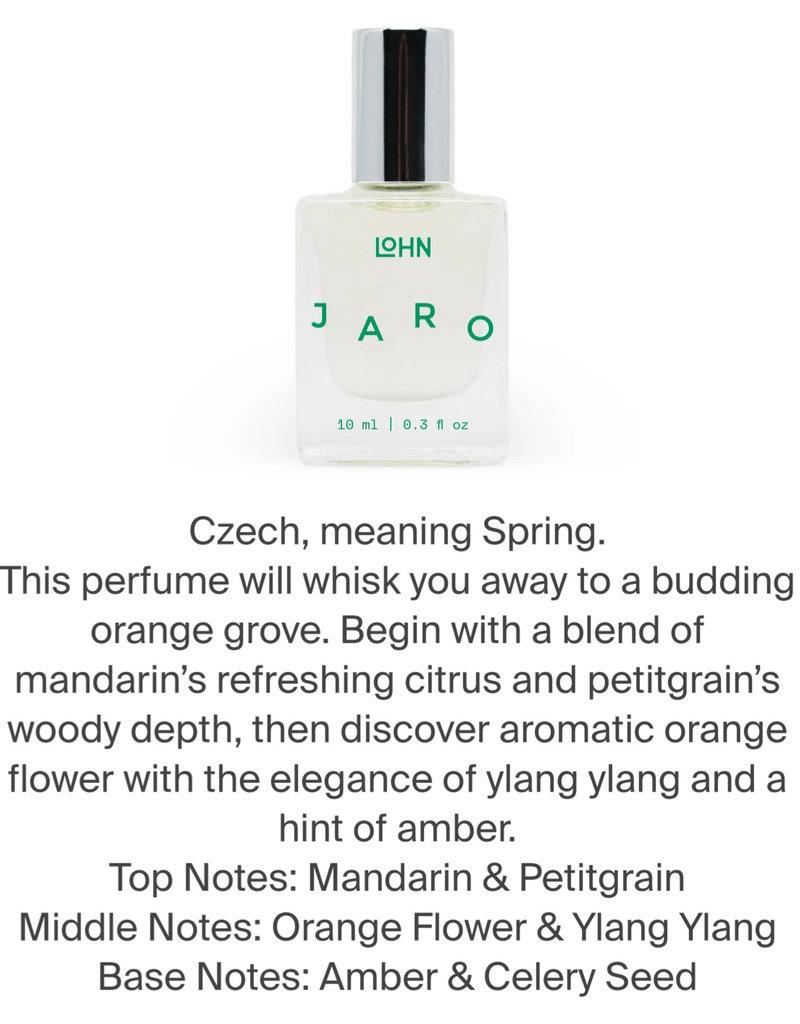 Lohn Lohn roll on perfume oil