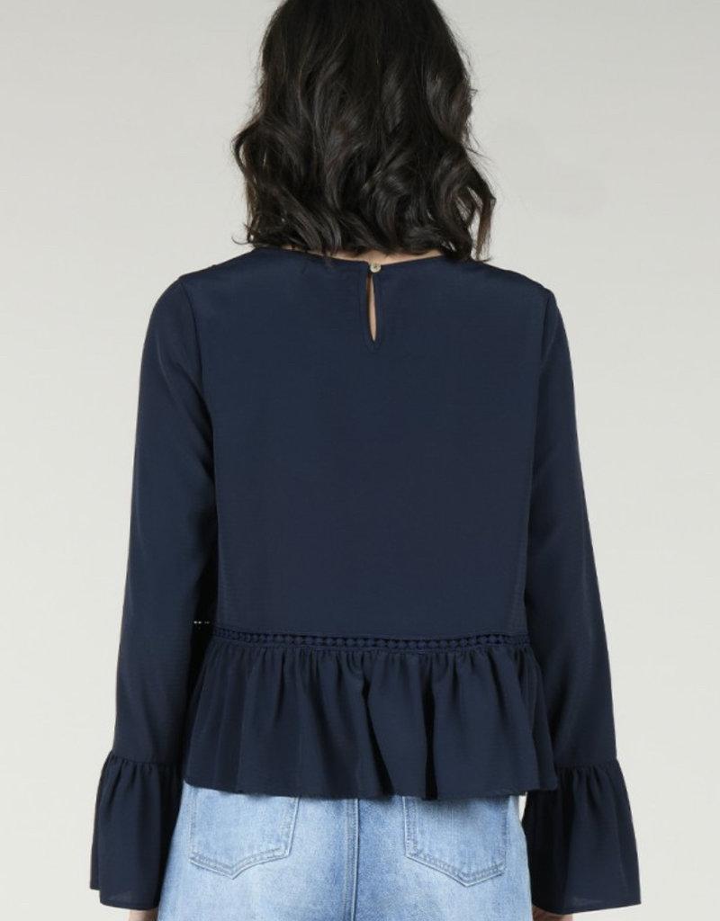 boho blouse