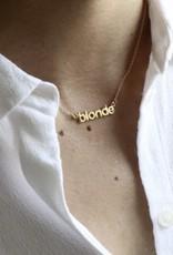 Brunette the label Necklace