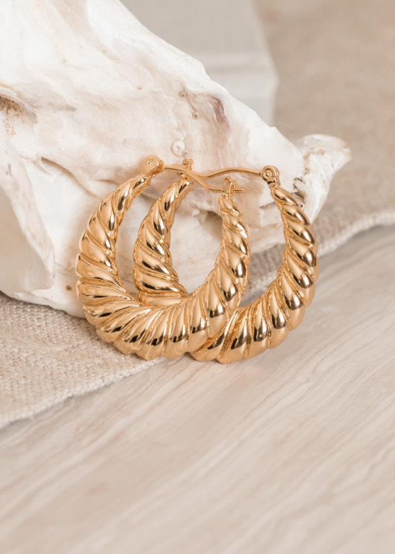 The Perfect Hoop The Amalfi hoop