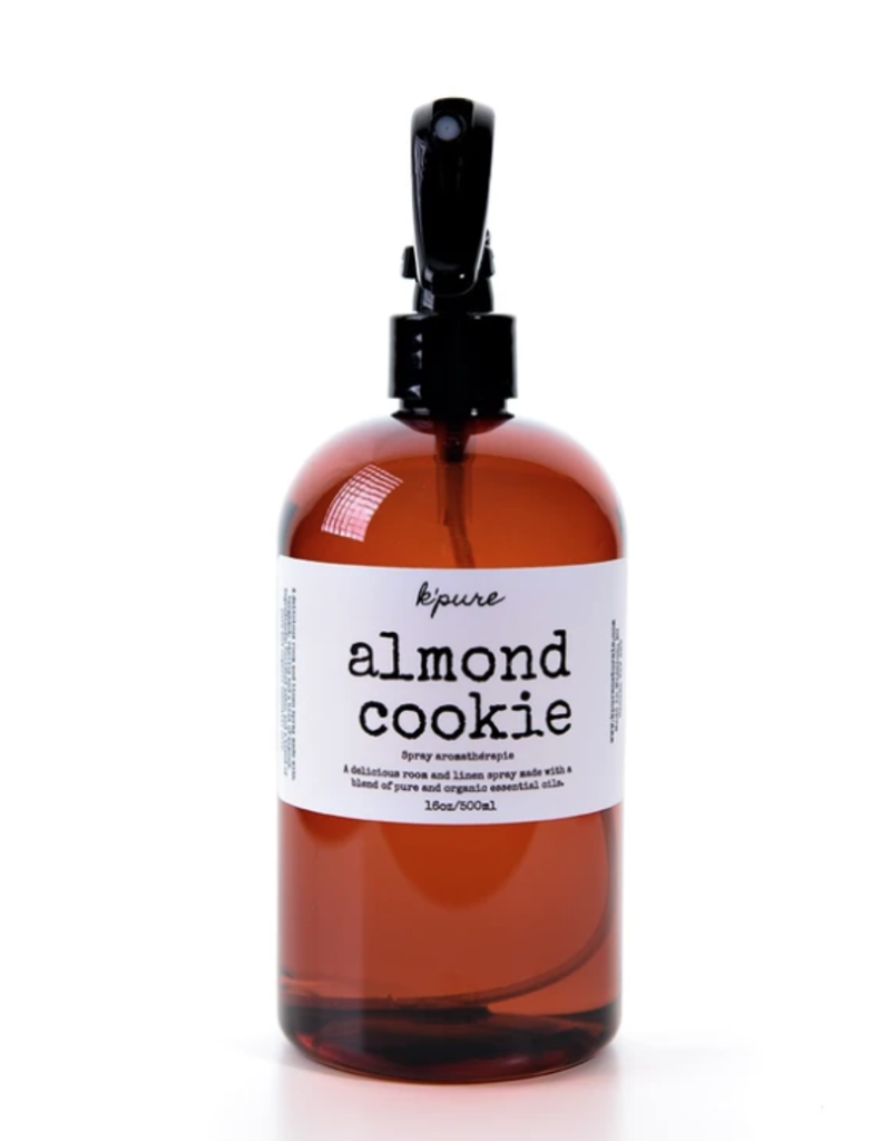 K'pure Almond cookie room & linen spray