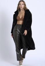 Brie Teddy coat