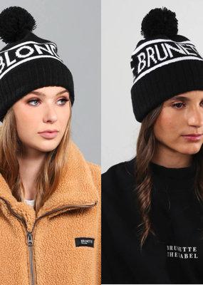 Brunette the label Brunette / Blonde toque