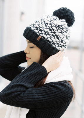 Pudus Bubble toque hat