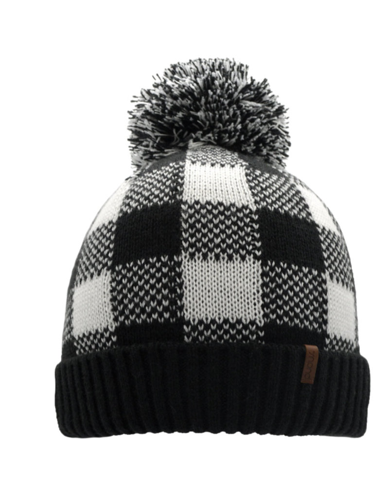Pudus Plaid toque