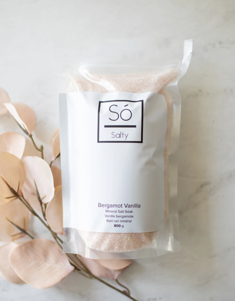 So' Luxury Só Luxury Salty-Bergamot vanilla