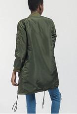 Anorak coat