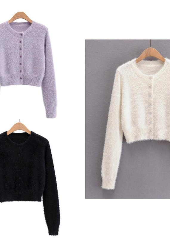Marilyn Fuzzy sweater