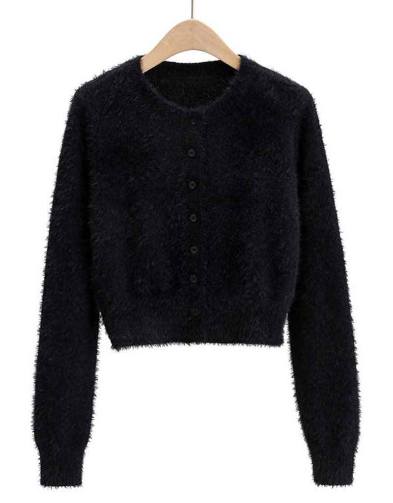Marilyn Fuzzy sweater