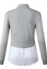 Sweater w/shirt