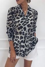Chloe leopard top