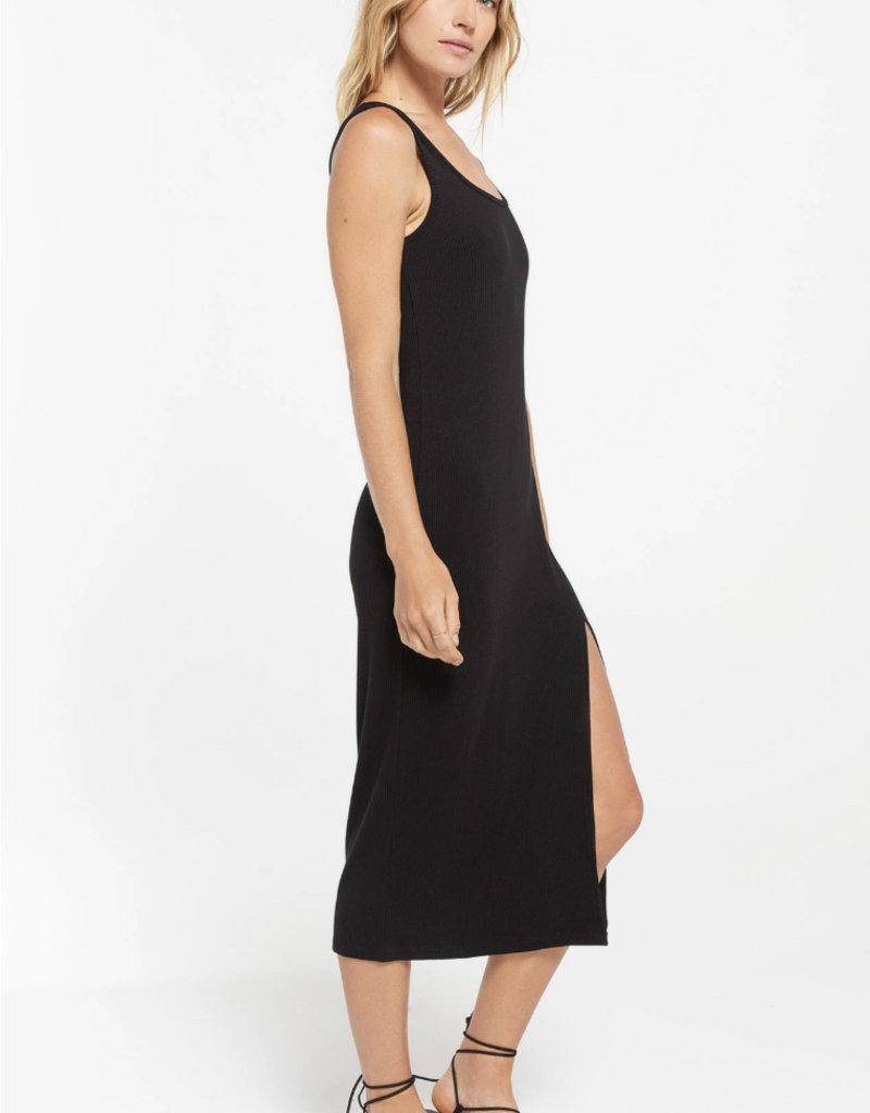 Z SUPPLY Melina rib tank dress