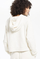 Z SUPPLY Faith speckled hoodie