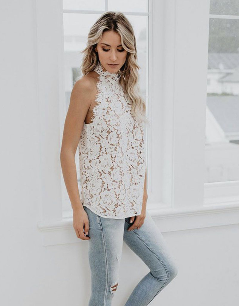 Mila lace top