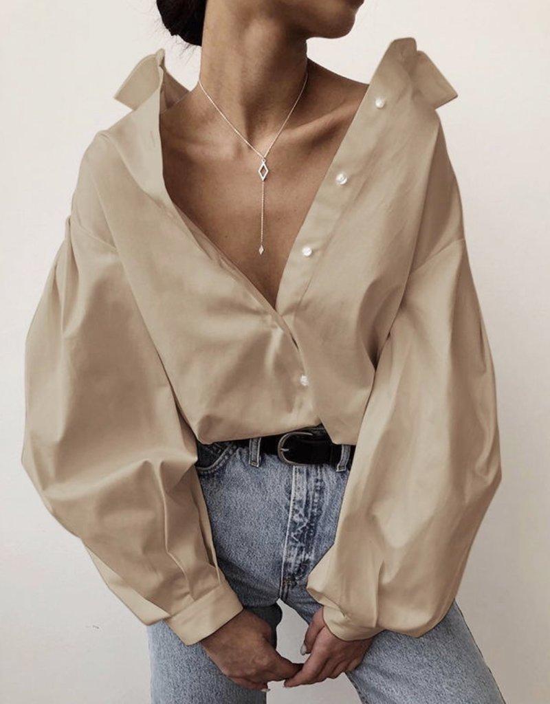 Diandra balloon slv shirt