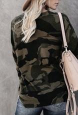 Delaney side zip top