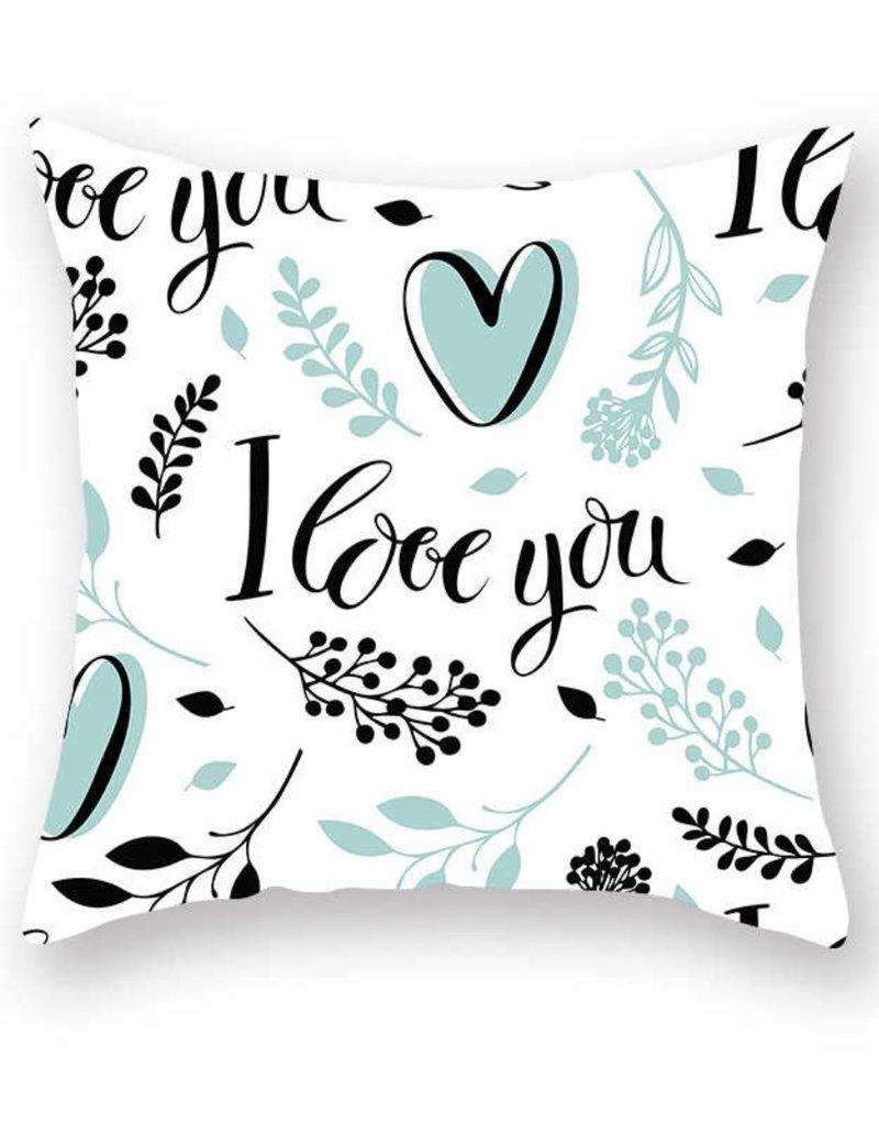 Decorative pillows w/insert