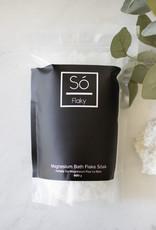 So' Luxury Magnesium bath flake sóak