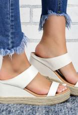 Espadrille sandal