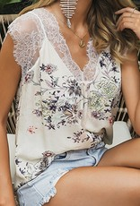 Heidi  floral top