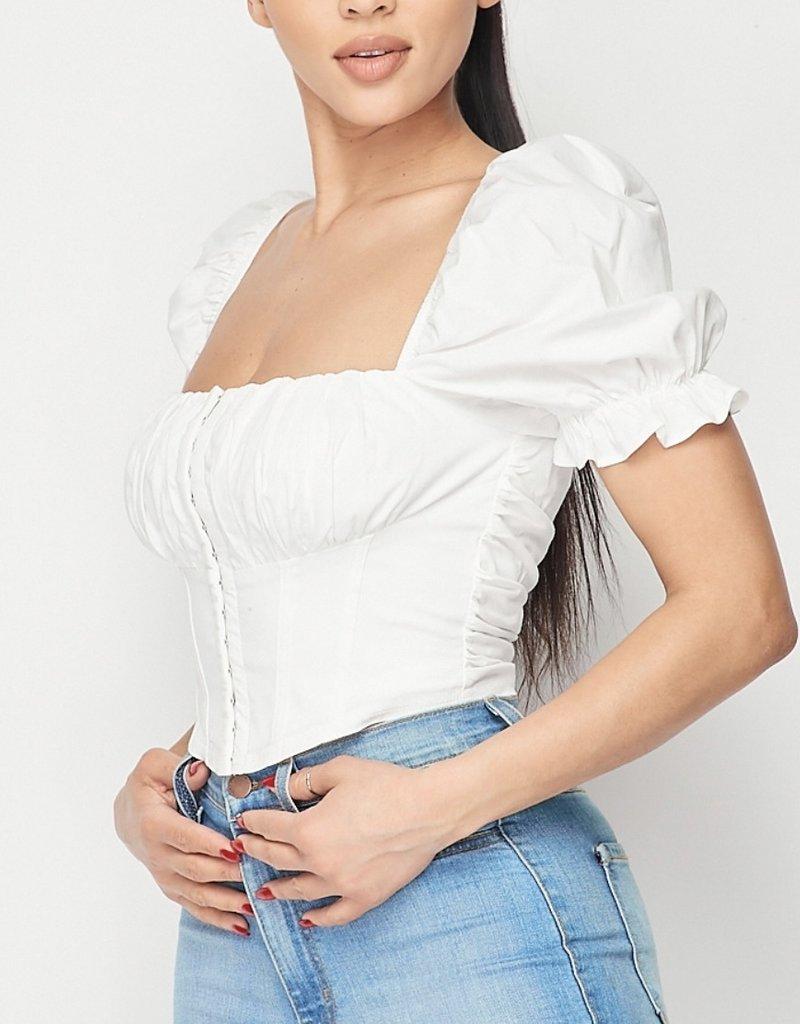 Katie corset  top