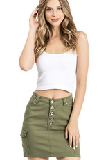 Kimi mini skirt