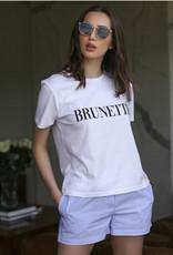 Brunette the label Brunette the Label core tee