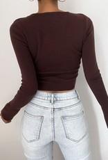 Camari knit top