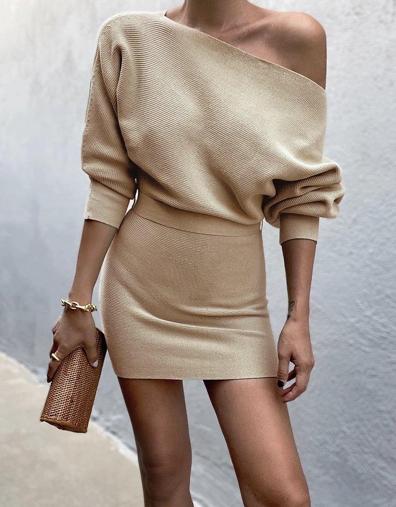Runaway Bohdi knit dress