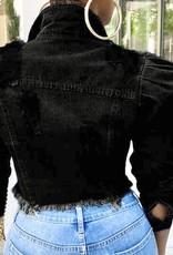 Klein Shred jean jacket