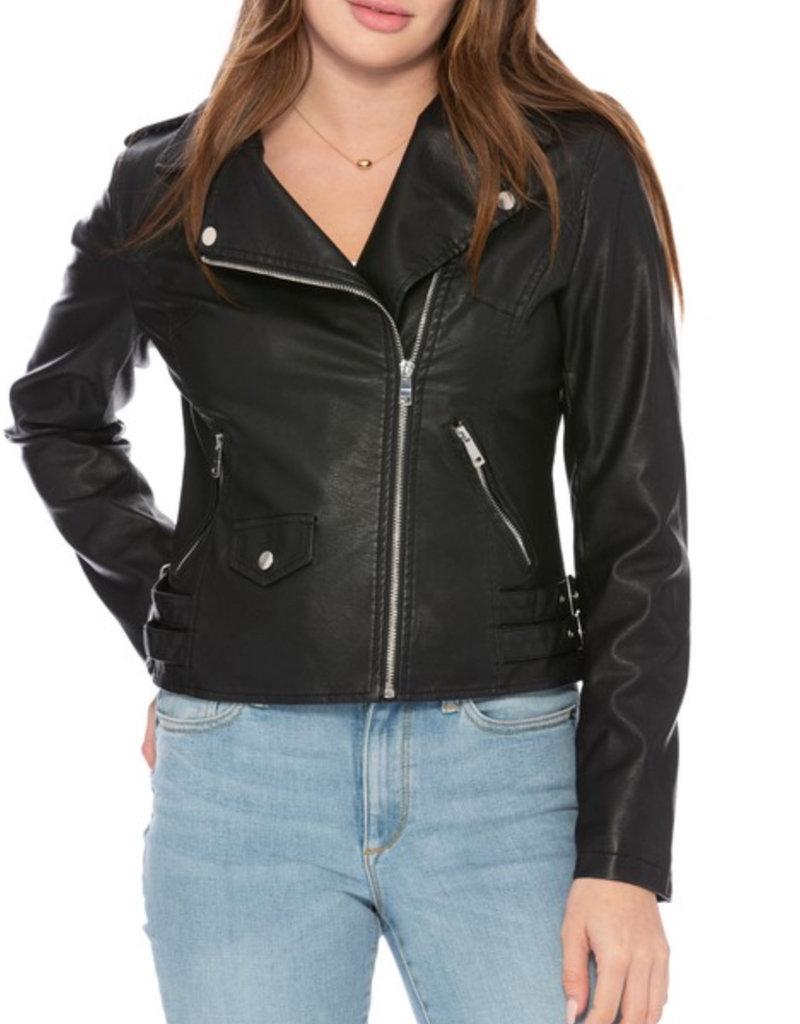 Lana Moto Jacket