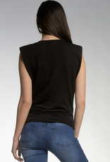 Muscle slvless top