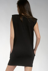 Muscle dress slvless