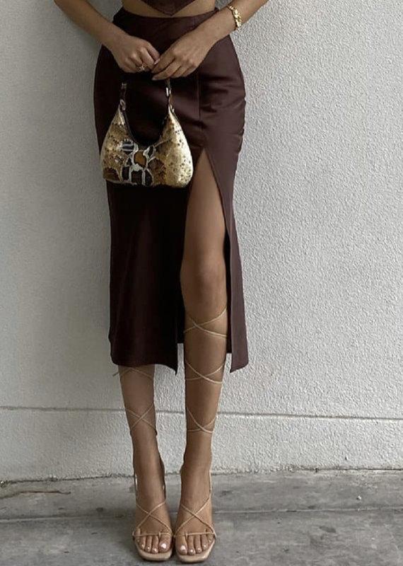 Runaway Carmen slip skirt
