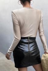 Runaway Pia bodysuit