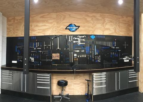 Bicycle Tech Bar workshop