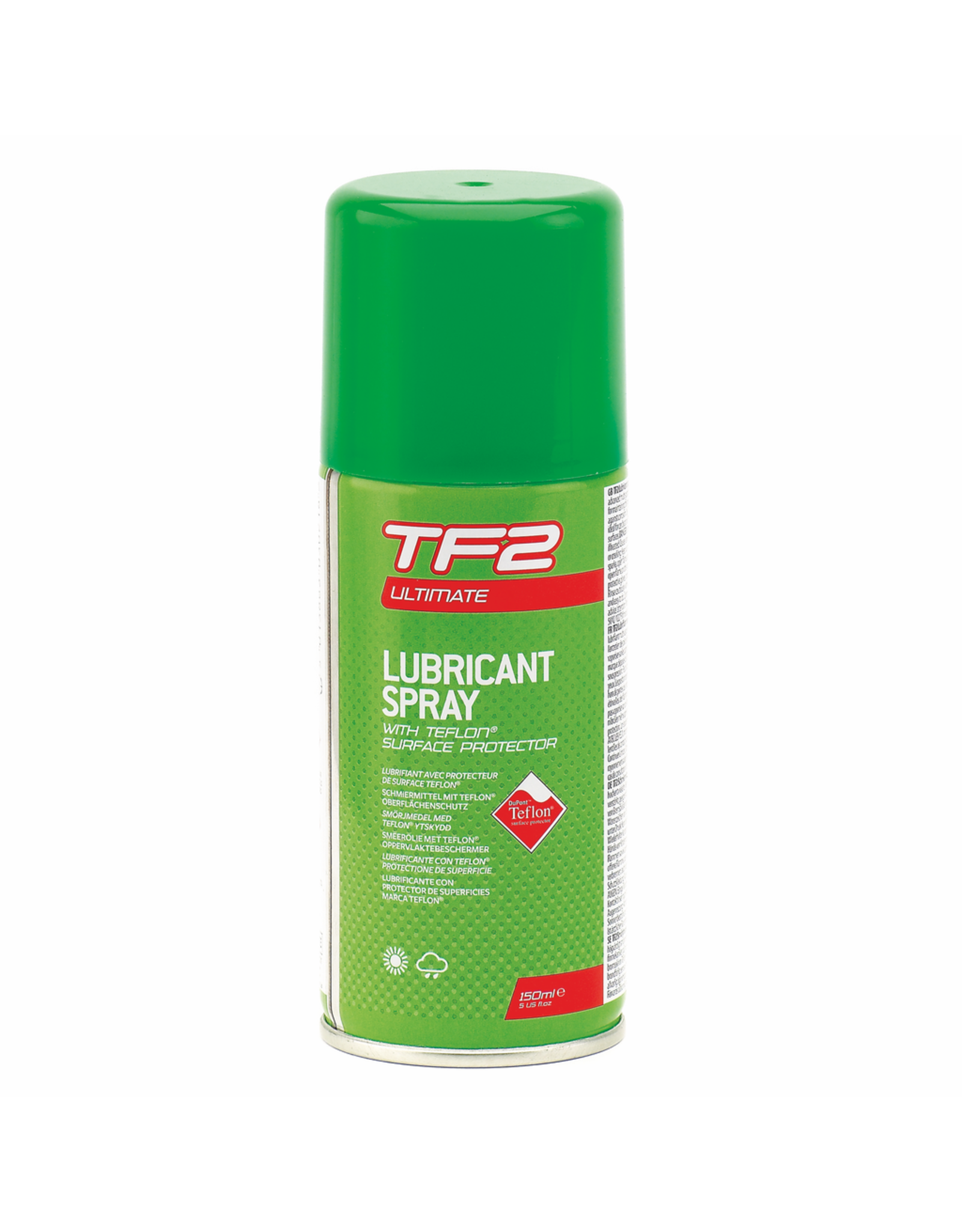 WELDTITE LUBE WELDTITE TF2 AEROSOL SPRAY WITH TEFLON 150ML