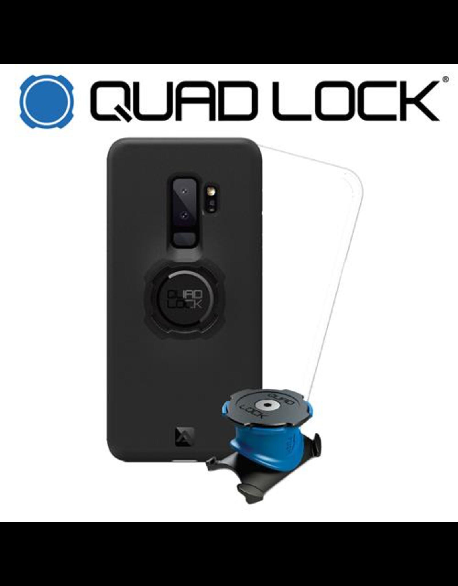 QUAD LOCK PHONE HOLDER QUAD LOCK BIKE KIT GALAXY S9 PLUS