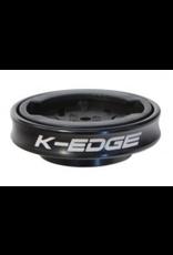 K-EDGE CYCLE COMPUTER K-EDGE GRAVITY MOUNT FOR GARMIN/BRYTON BLACK