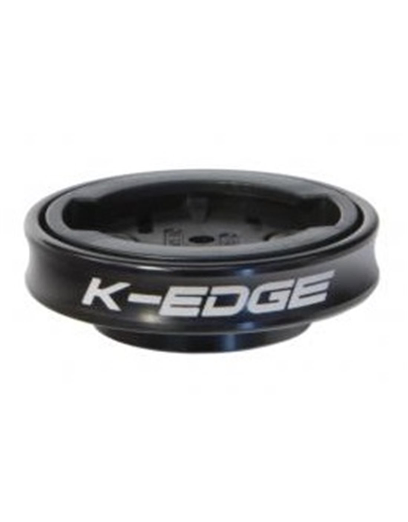K-EDGE K-EDGE GRAVITY MOUNT FOR GARMIN/BRYTON GPS CYCLE COMPUTER BLACK