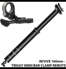 BIKE YOKE SEAT PILLAR BIKE YOKE REVIVE 30.9X435X160 INTERNAL DROPPER W/SRAM MATCH MAKER X TRIGGY