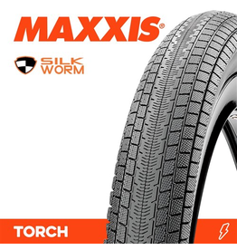 MAXXIS MAXXIS TORCH 24 X 1.75 SILKWORM WIRE BEAD 120 TPI TYRE