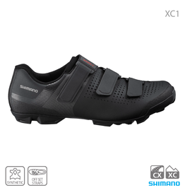 Shimano SHOES SHIMANO SH-XC100 SPD BLACK